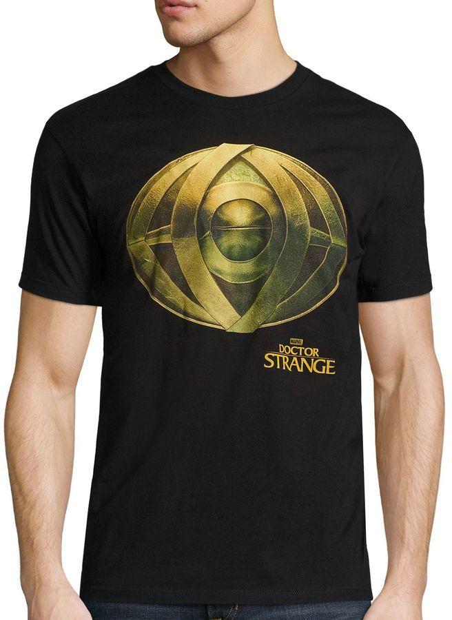Novelty T-Shirts Marvel Eye of Agamotto 1 Graphic T-Shirt