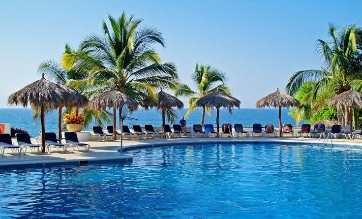 Groupon - 4- or 7-Night All-Inclusive Stay with Airfare at Grand Palladium Vallarta Resort  Spa in Riviera Nayarit. Groupon deal price: $699.00