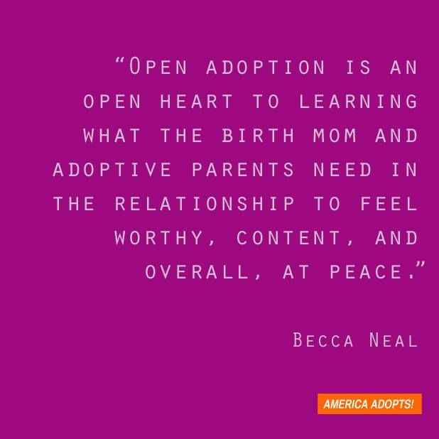 adoptive children and parent relationship