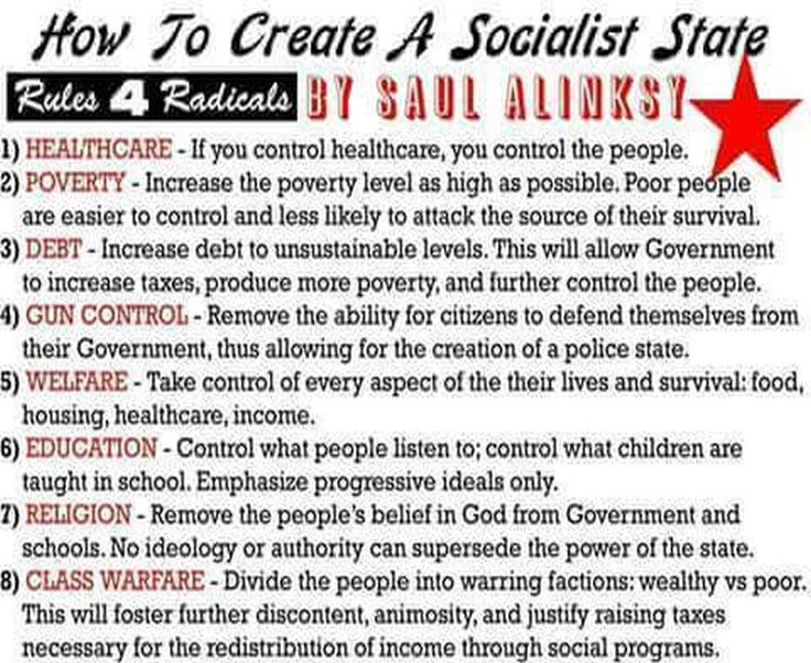 How To Create A Socialist State In 8 Easy Steps U2013 Dems Have Already Done 6