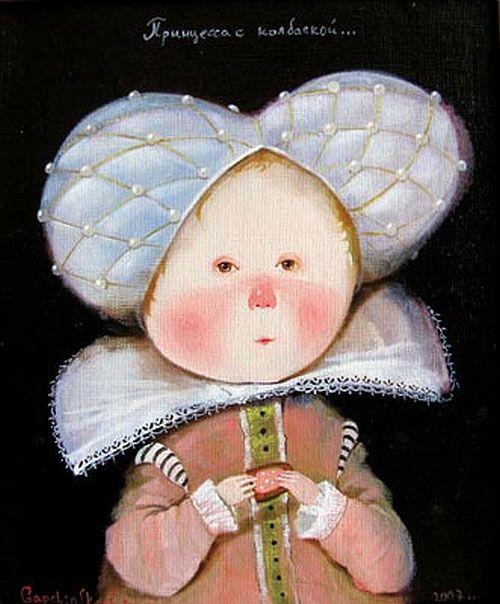 Princess by Gapchinska