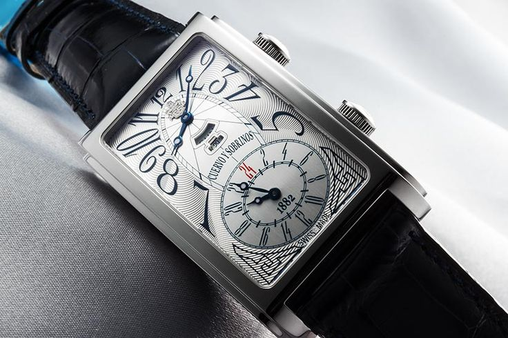 Cuervo y Sobrinos | Timepieces | Pinterest