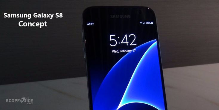 SAMSUNG GALAXY S8: PRICE AND SPECS