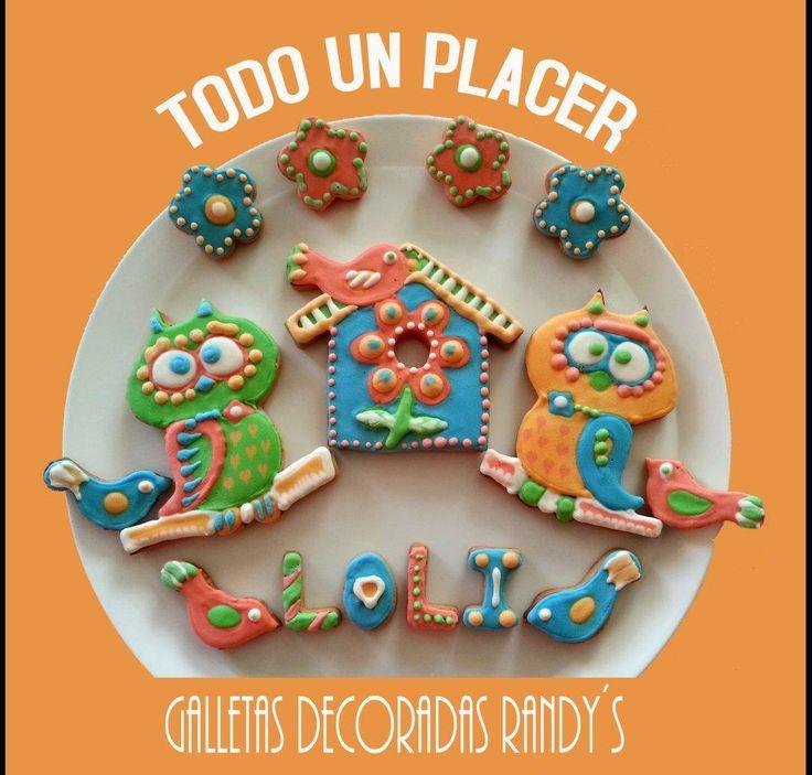 17 best images about galletas decoradas my cookies on for Paginas decoradas