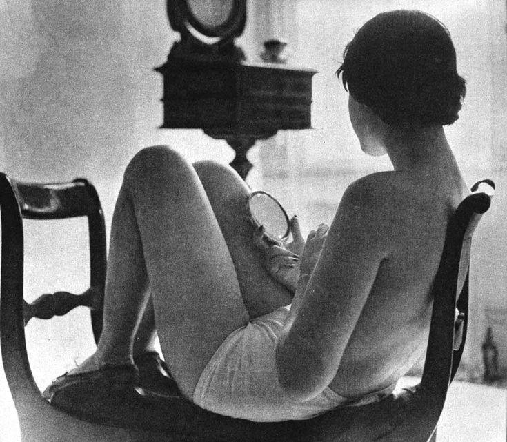 Гламур 50-х - история в фотографиях