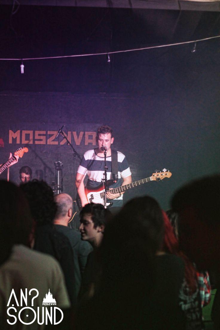 ANYSOUND @ Moszkva Cafe #Oradea