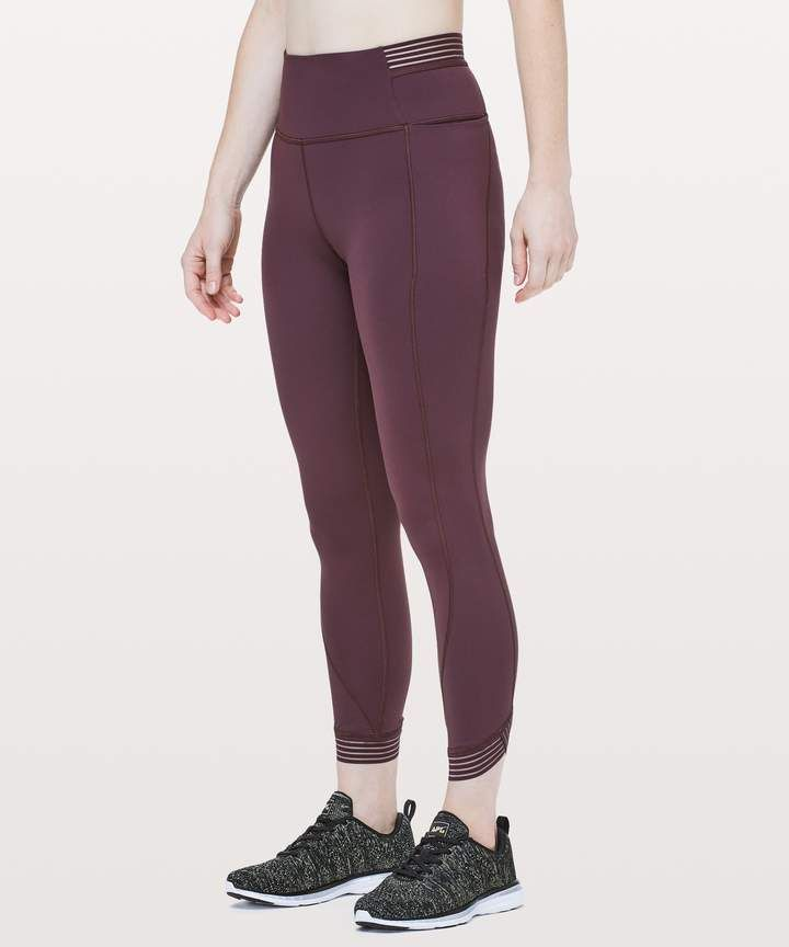 Lululemon Find Focus 7 8 Tight  25  380c7b5df25