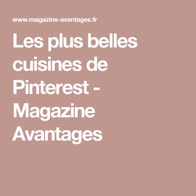 17 best ideas about les plus belles cuisines on pinterest - Les plus belles cuisines equipees ...