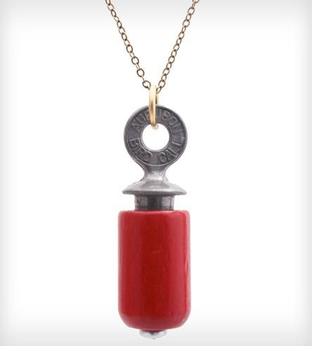 Audubon Bird Call Necklace by Christine Domanic on Scoutmob Shoppe savannah will love this