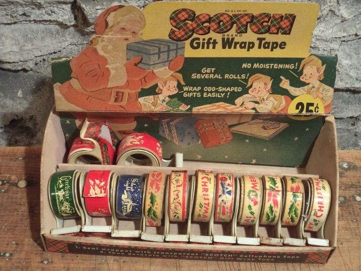 216 Best Images About Vintage Christmas On Pinterest
