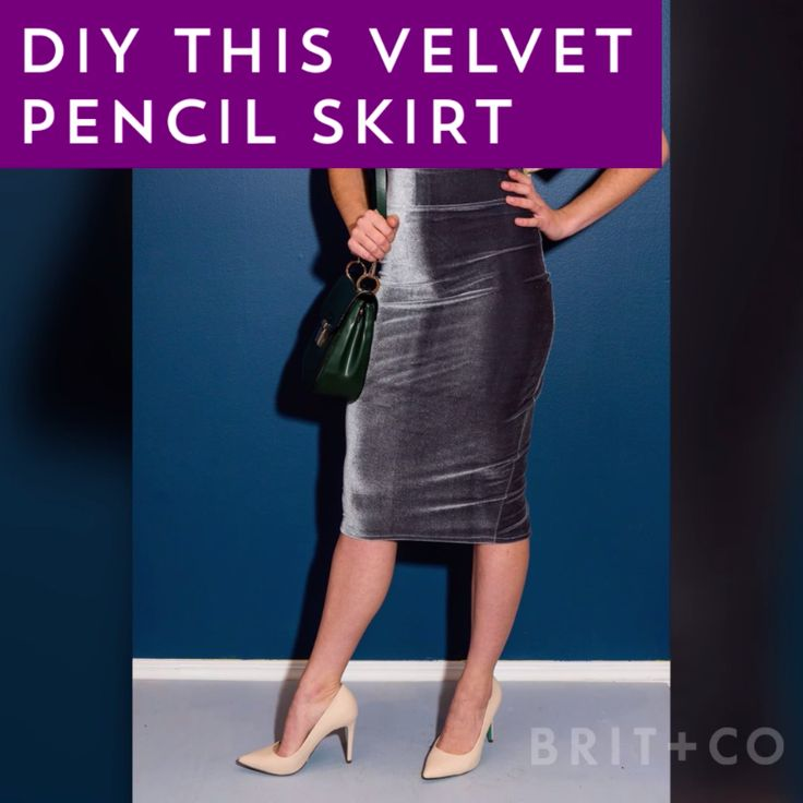 get instant carpet style with this diy velvet pencil