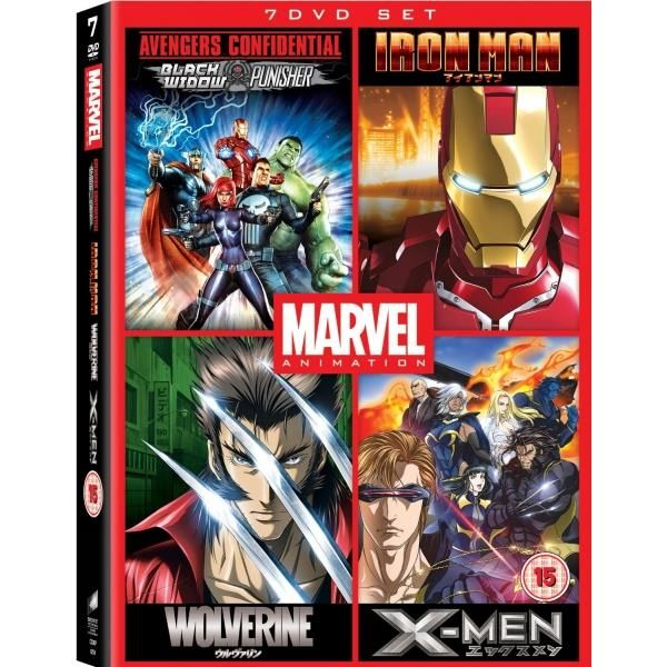 http://ift.tt/2dNUwca | Marvel Anime Collection DVD | #Movies #film #trailers #blu-ray #dvd #tv #Comedy #Action #Adventure #Classics online movies watch movies  tv shows Science Fiction Kids & Family Mystery Thrillers #Romance film review movie reviews movies reviews