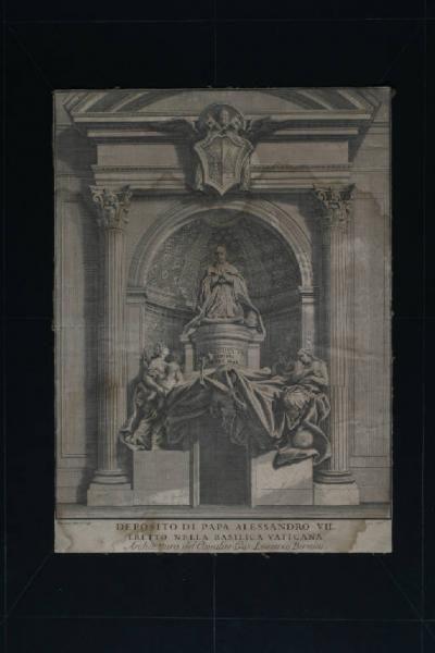 Monumento funebre di papa Alessandro VII