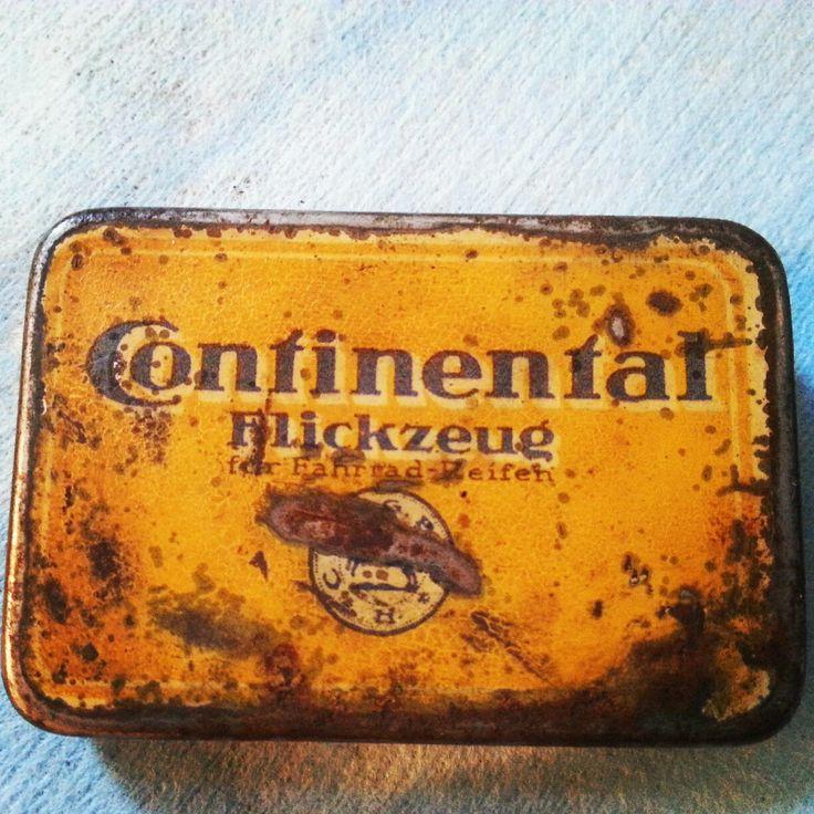 Continental Flickzeug 30er-50er