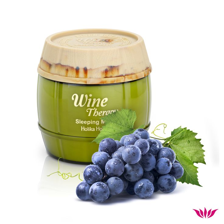 Vinul este unul dintre cei mai buni antioxidanți și joacă un rol important în îmbunătățirea sănătății pielii 🍸 Încearcă MASCA HIDRATANTĂ CU VIN de la brandul sud-coreean Holika Holika