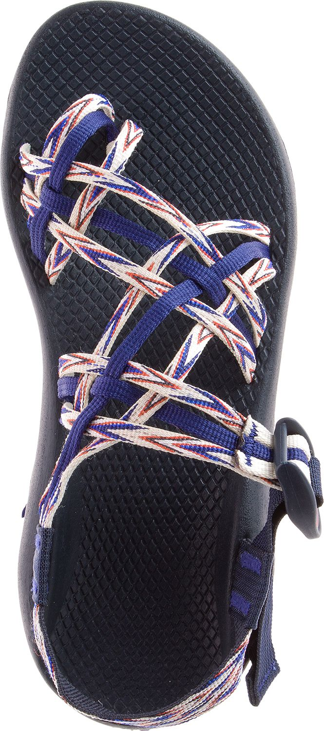 Buy the Chaco ZX3 Classic Women Ankle-Strap Sandal at PlanetShoes.com, with free shipping! Discover Chaco shoes, At PlanetShoes.com, your trusted source of feel-good footwear. (Incan Blue)