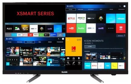#Kodak 80cm (32) HD Ready LED Smart #TV  (32HDXSMART) At Rs.17499 Only From http://bit.ly/2vKT2Gc