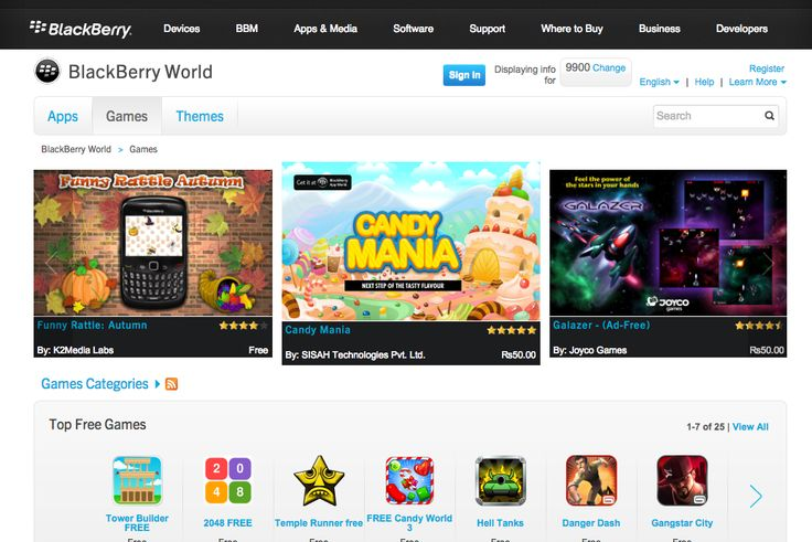 Sisah Technologies Pvt.Ltd. Blackberry game Candy Mania nominated to be featured Game at Blackberry App World on the second day of its release.!!! Get it @http://appworld.blackberry.com/webstore/content/59942737/