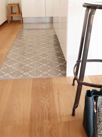 Best 25 carreaux ciment parquet ideas on pinterest for Barre de jonction parquet carrelage