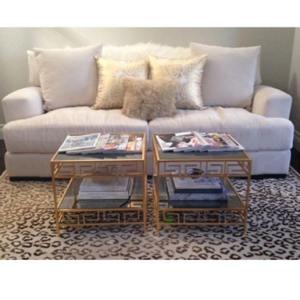 Our Stella Sofa Makes A Statement In This Sitting Room By