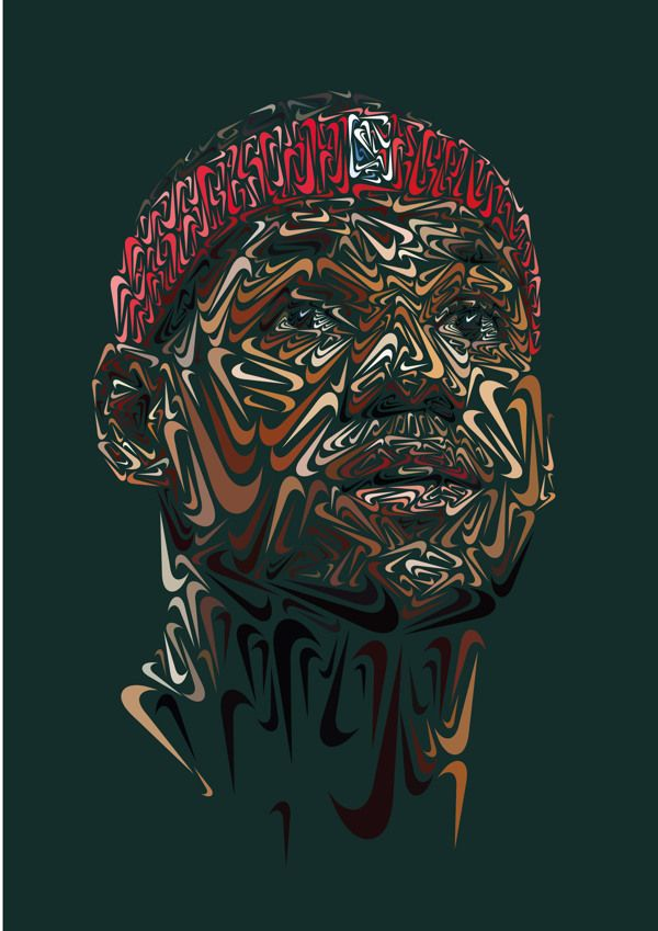 Portrait de Lebron James