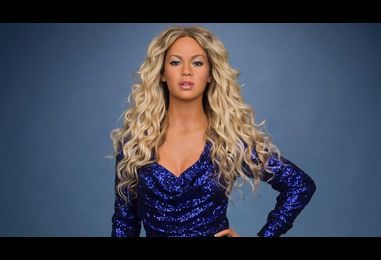 Beyonce Madame Tussauds controversy: Waxworks over the years - BBC News