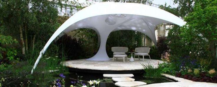 Sinuous Canopy Creations : Trailfinders Australian Garden