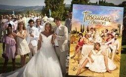 Net als in de film: trouwen in Toscane. Win vrijkaarten | Il Giornale, dé gratis krant en website over Italië