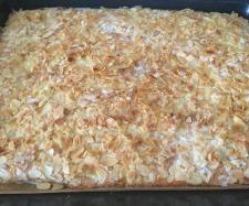 Rezept Buttermilchkuchen mit Sahneguß von atk1a - Rezept der Kategorie Backen süß