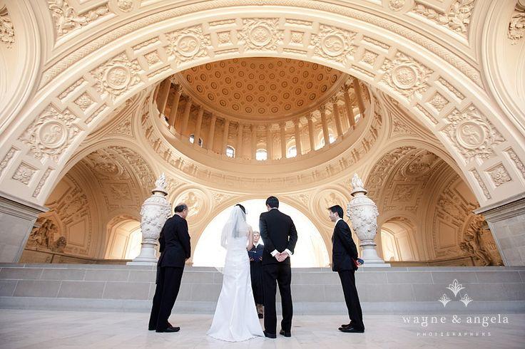 San Francisco City Hall Wedding Photos // Annie + John - San Diego ...