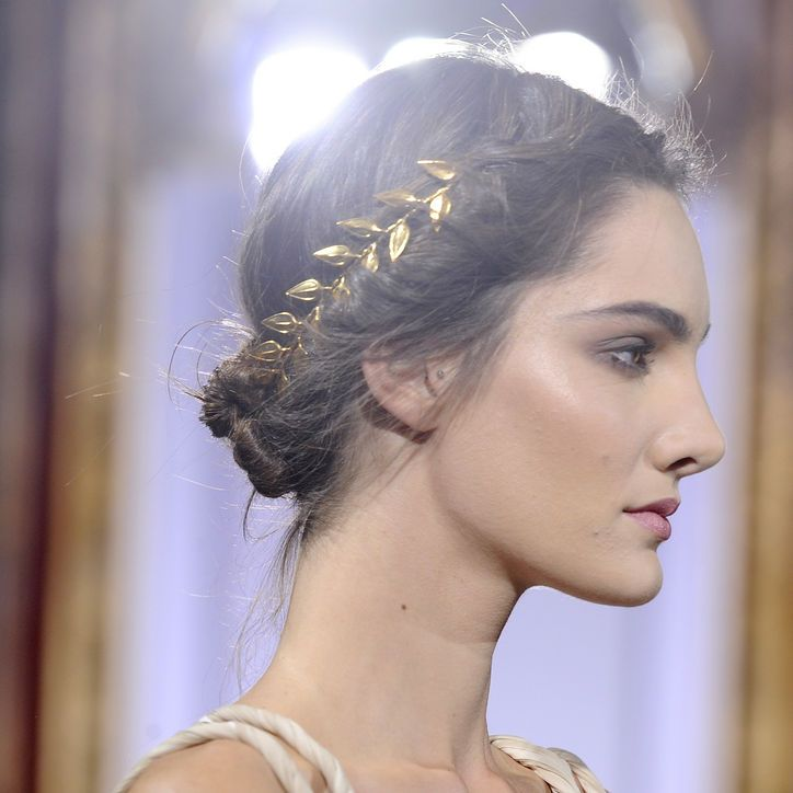 5 Hair and Makeup Ideas From This Week's Paris Couture Fashion Shows I'm Totally Certain We'll Be Seeing on the SAG Awards Red Carpet Tomorrow Night: Girls in the Beauty Department
