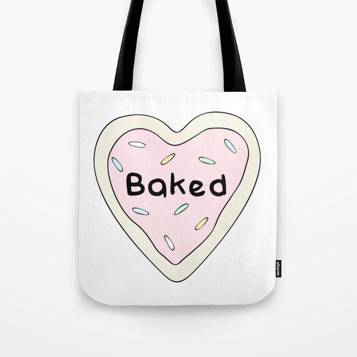 Baking Cookies Tote Bag grunge pastel kawaii goth emo punk tumblr estética …