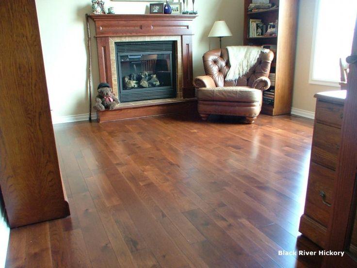 Black River Hickory Chelsea Plank Flooring Hardwood