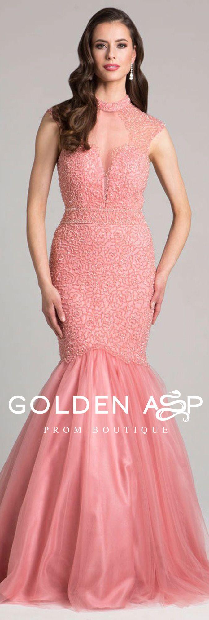 Mejores 36 imágenes de Prom Dresses 2018 en Pinterest | Lentejuelas ...