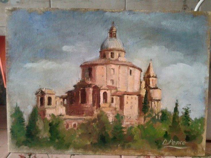 #Opera dedicata a San Luca #bologna