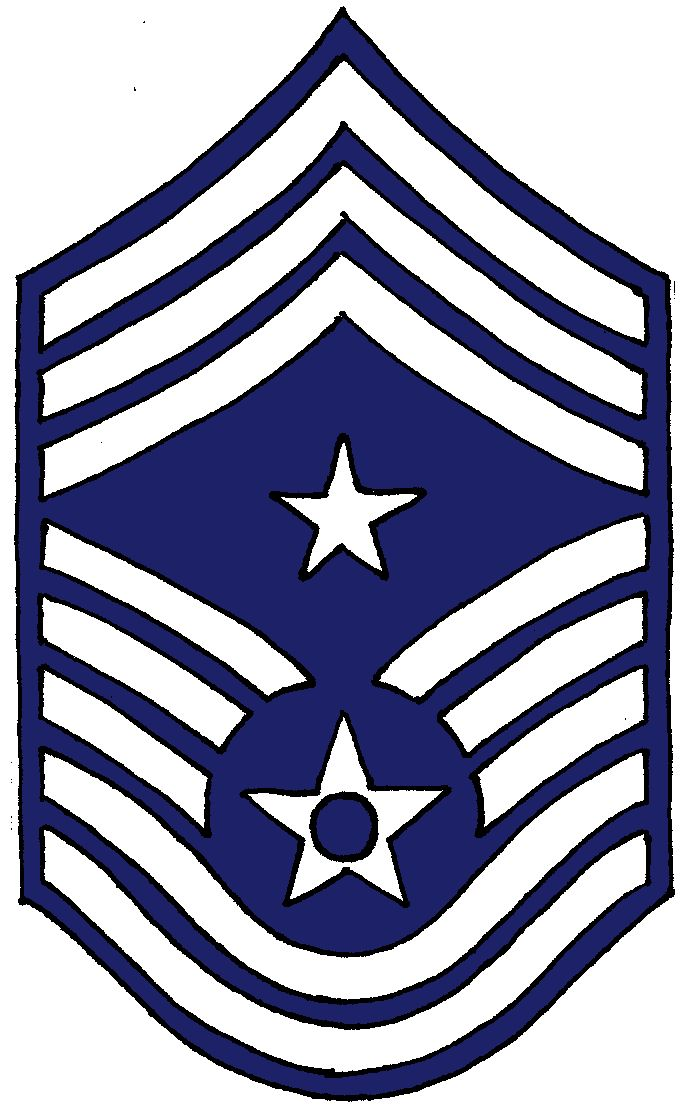 Air Force E-9 Command Chief Master Sergeant
