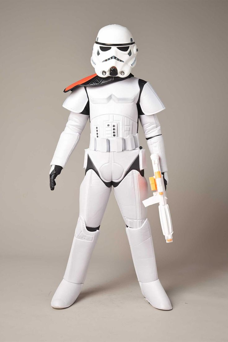 Ultimate Stormtrooper Costume For Kids | Chasing Fireflies