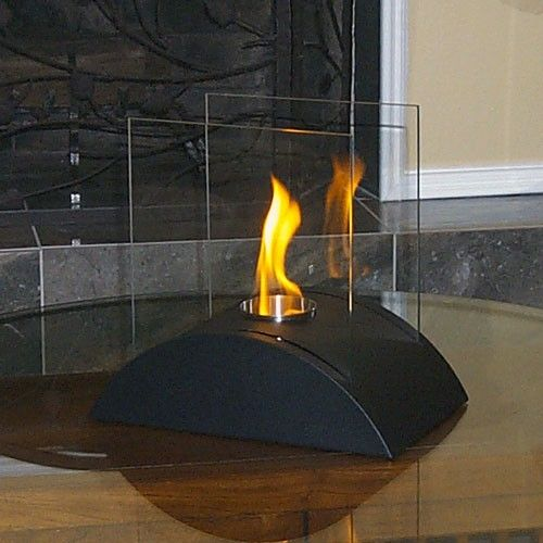 Estro Tabletop Decorative Ethanol Indoor Outdoor Fireplace will help to enhance the look of your room as well as to create soothing and peaceful environment.