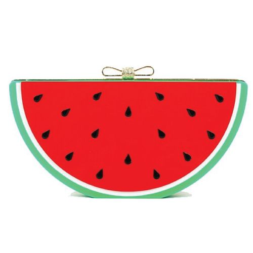 Watermelon Clutch. 15 Unusual Gifts for Women