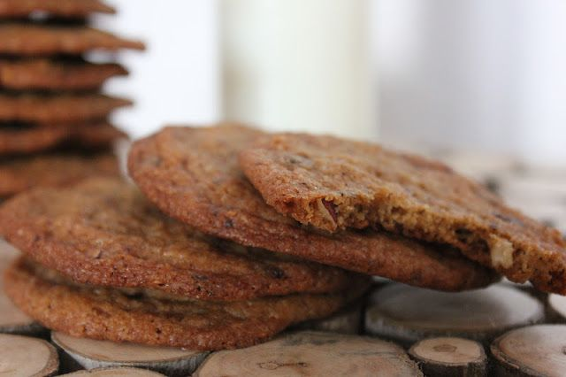 Choko-orange Cookies