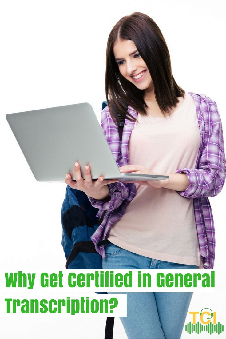 53 best blog gallery transcription certification institute why get certified in general transcription improve your skills transcribe better earn better xflitez Image collections