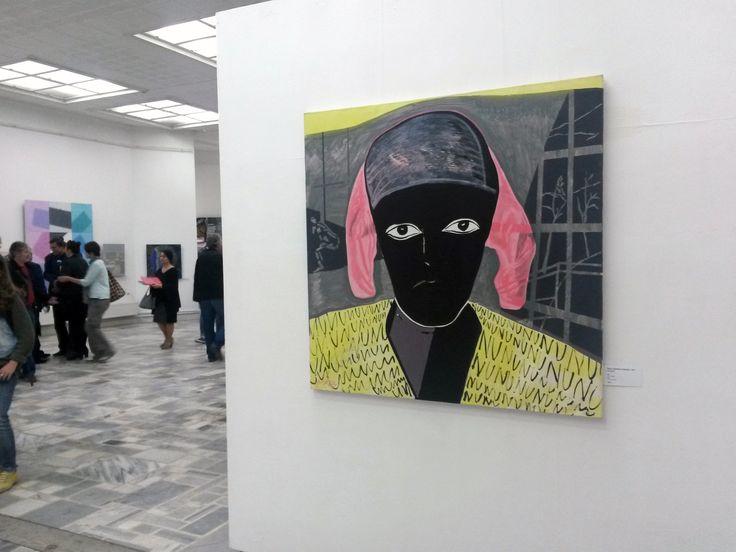 BIP 2015 – International Painting Biennial of Chișinău   Maia Stefana Oprea