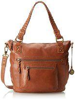 The SAK Mariposa Satchel Top Handle Bag