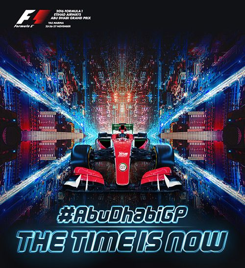 Формула 1. Сезон 2016. Этап 21. Гран-при Абу-Даби. Квалификация (+ Pre & Post & Notebook). Sky Sports F1