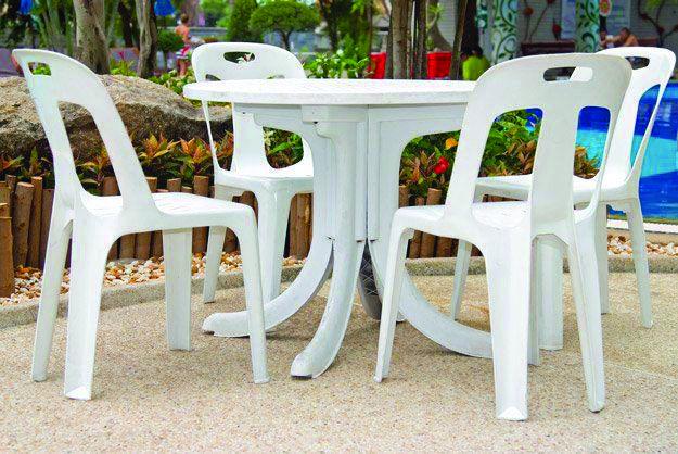 20 Amazing Diy Garden Furniture Ideas Plastic Outdoor Furniture