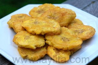 Patacones: Patacon Fried, Laylita Recipe, Ecuadorian Food, Fried Plantain, Como Hacer Patacones 6, Como Hacer Patacon 6, Fried Green, French Fried, Plantain Recipe