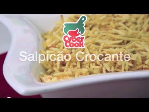 Video: Salpicão de Frango Crocante - YouTube