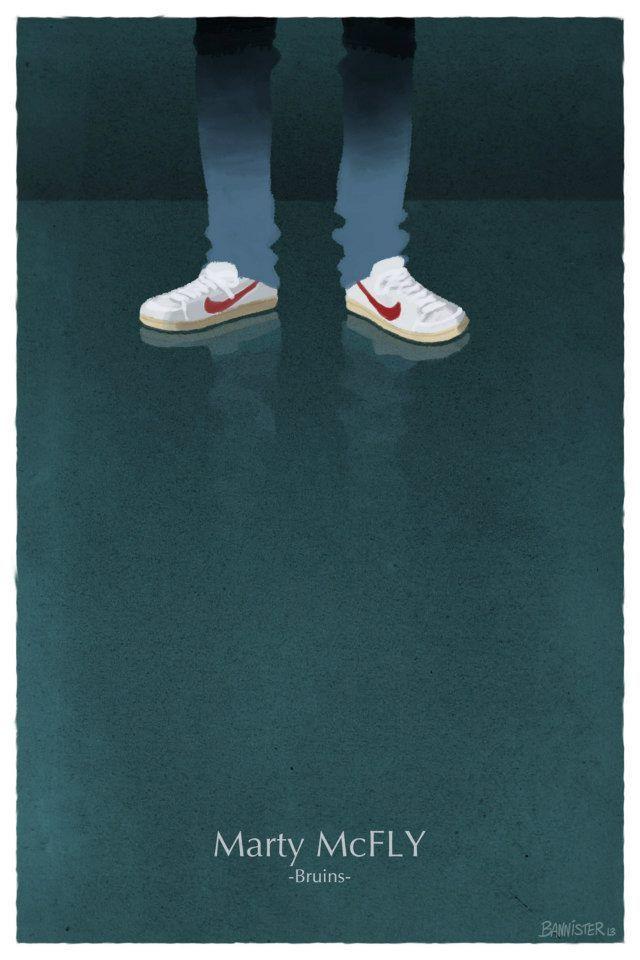 Nicolas Bannister - Famous Shoes - Mc Fly