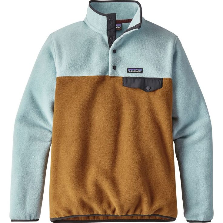 Patagonia - Synchilla Lightweight Snap-T Fleece Pullover - Women's - Bear Brown