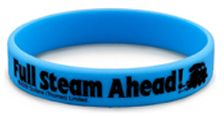 Custom Wristbands on sale. No Minimum and rush production available. Make your own Leather Bracelets.